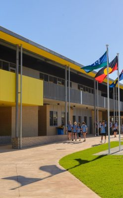 Yanchep Secondary College Campus